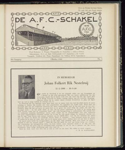 Schakels (clubbladen) 1960-10-01