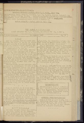 Schakels (clubbladen) 1946-01-10