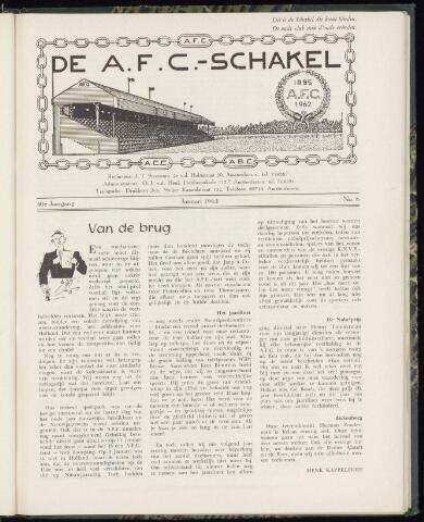 Schakels (clubbladen) 1963-01-01