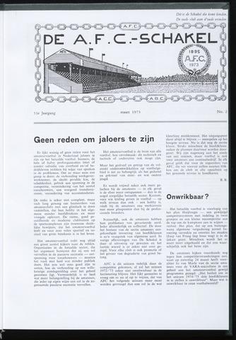 Schakels (clubbladen) 1973-03-01