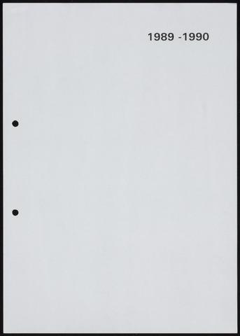 Jaarverslagen 1990-06-01