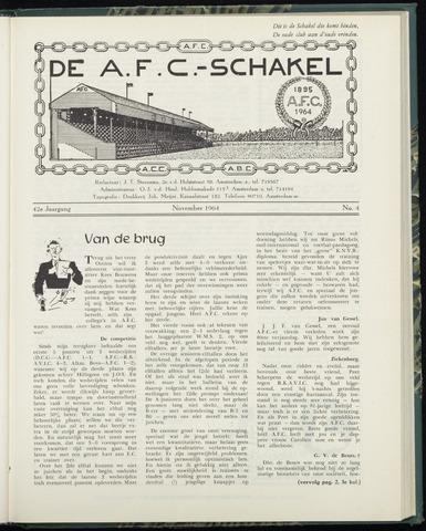 Schakels (clubbladen) 1964-11-01