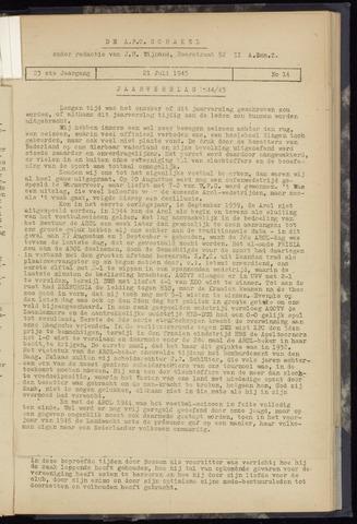Schakels (clubbladen) 1945-07-21