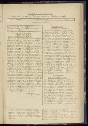 Schakels (clubbladen) 1945-11-15