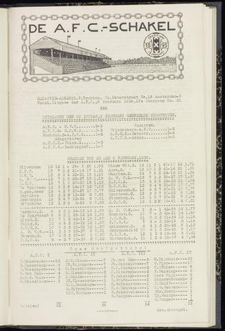 Schakels (clubbladen) 1939-02-09