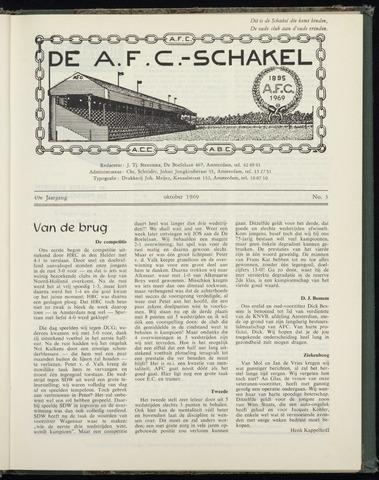 Schakels (clubbladen) 1969-10-01