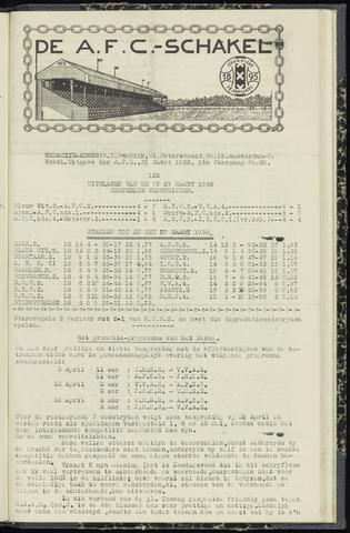 Schakels (clubbladen) 1938-03-31