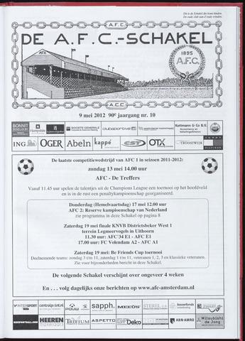 Schakels (clubbladen) 2012-05-09