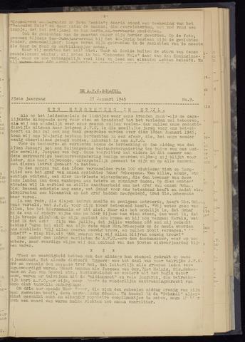 Schakels (clubbladen) 1945-01-27