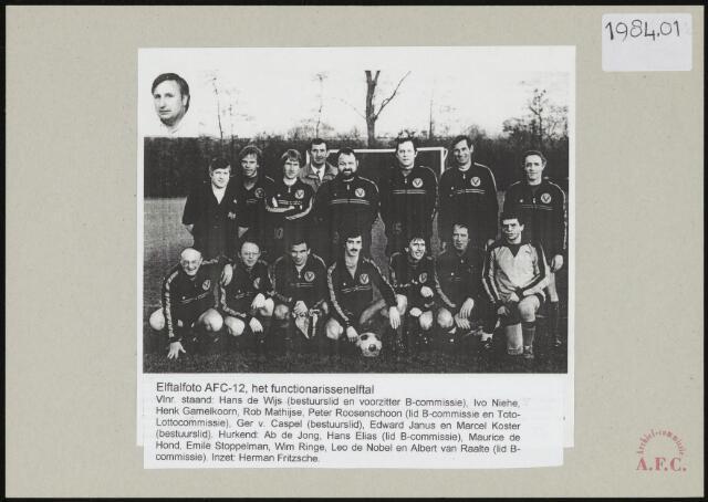 Foto's 1984
