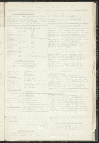 Bulletins (vnl. opstellingen) 1955-05-03