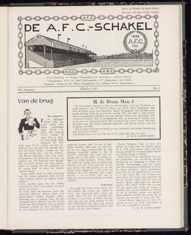 Schakels (clubbladen) 1961-10-01