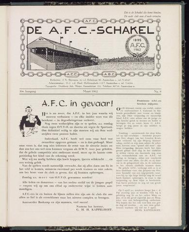Schakels (clubbladen) 1962-03-01