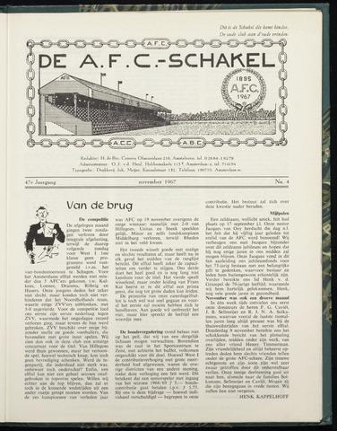 Schakels (clubbladen) 1967-11-01