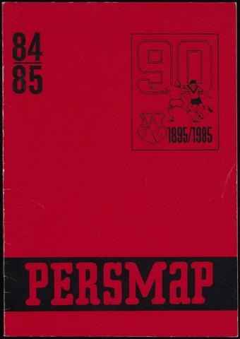 Persmappen 1984-09-01