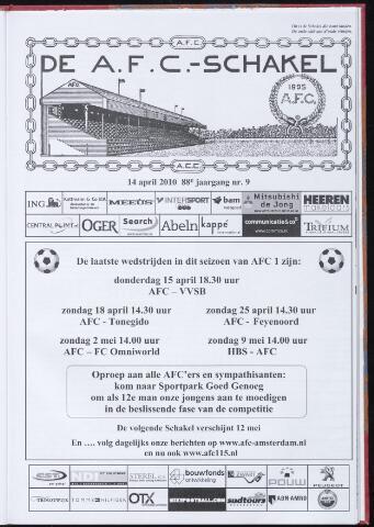 Schakels (clubbladen) 2010-04-14