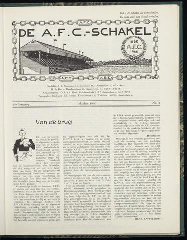 Schakels (clubbladen) 1966-10-01