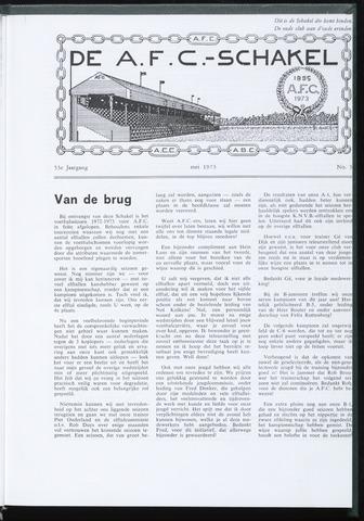 Schakels (clubbladen) 1973-05-01