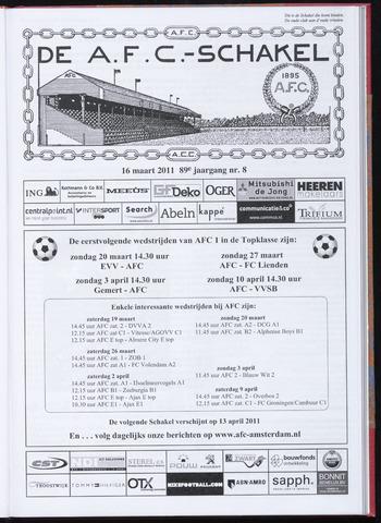 Schakels (clubbladen) 2011-03-16