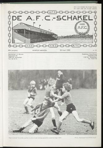 Schakels (clubbladen) 1980-03-26