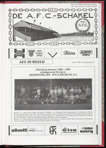 Schakels (clubbladen) 1990-06-13