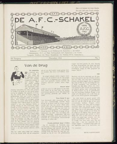 Schakels (clubbladen) 1962-12-01