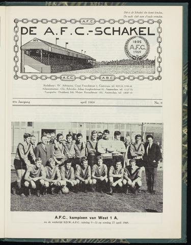 Schakels (clubbladen) 1969-04-01