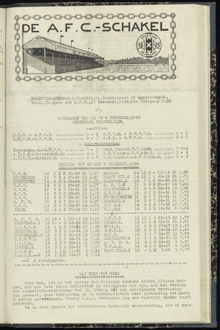 Schakels (clubbladen) 1938-02-10
