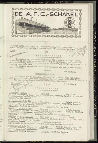 Schakels (clubbladen) 1941-10-02