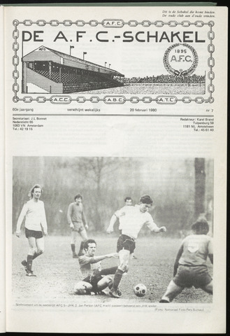 Schakels (clubbladen) 1980-02-20