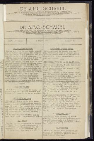 Schakels (clubbladen) 1944-03-09