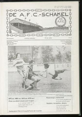 Schakels (clubbladen) 1979-05-23
