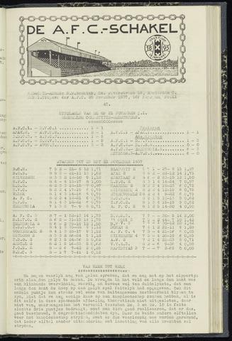 Schakels (clubbladen) 1937-11-25