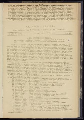 Schakels (clubbladen) 1945-05-22