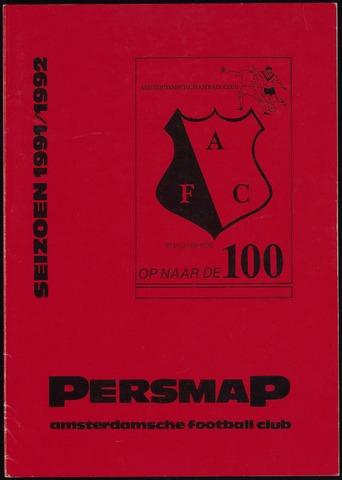 Persmappen 1991-09-01