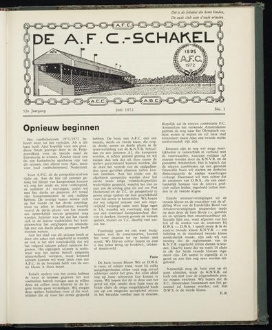Schakels (clubbladen) 1972-06-01
