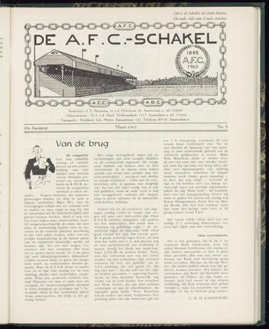 Schakels (clubbladen) 1963-03-01