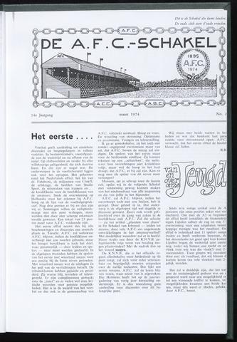 Schakels (clubbladen) 1974-03-01