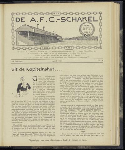 Schakels (clubbladen) 1948-04-01