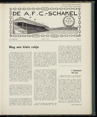 Schakels (clubbladen) 1972