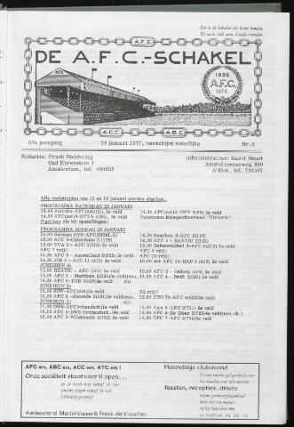 Schakels (clubbladen) 1977-01-19