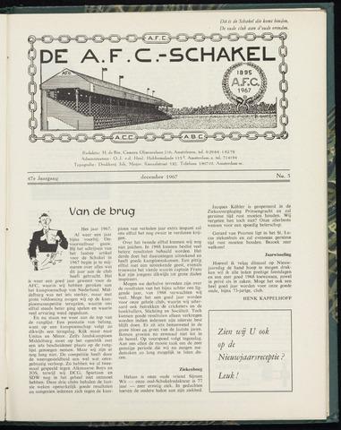 Schakels (clubbladen) 1967-12-01