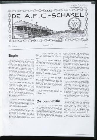 Schakels (clubbladen) 1973-02-01