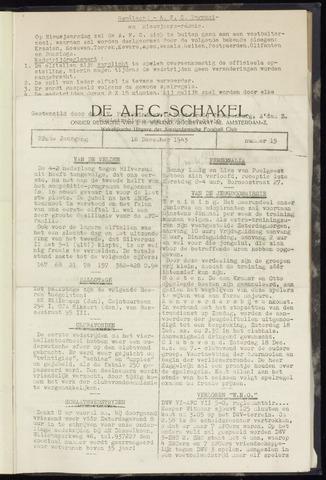 Schakels (clubbladen) 1943-12-16