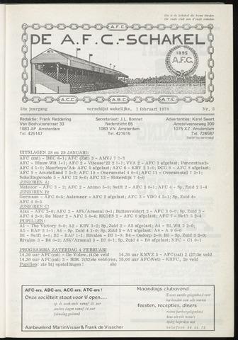 Schakels (clubbladen) 1978-02-01