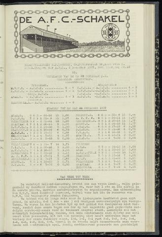Schakels (clubbladen) 1937-12-02