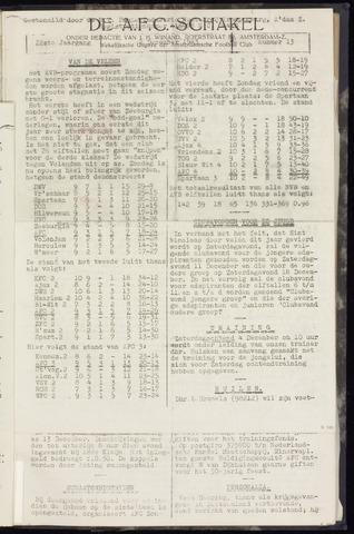 Schakels (clubbladen) 1943-12-02