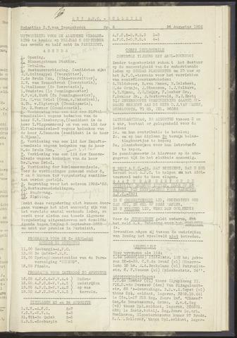 Bulletins (vnl. opstellingen) 1952-08-26