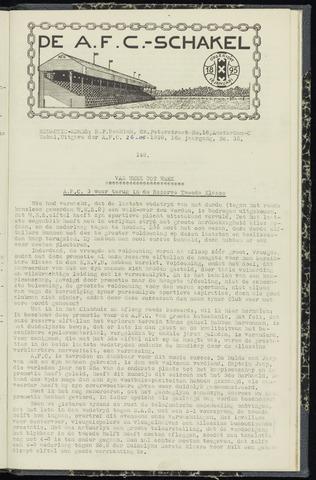 Schakels (clubbladen) 1938-05-26