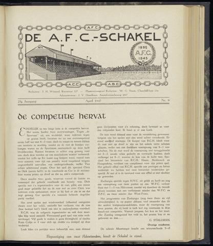 Schakels (clubbladen) 1947-04-01